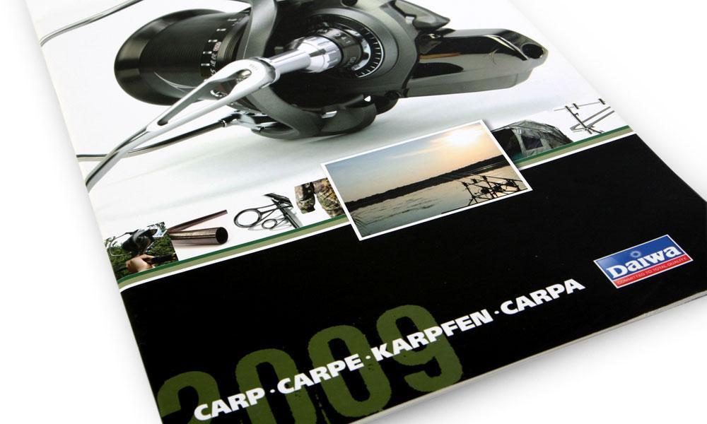 daiwa sports carp catalogue. Black Bedroom Furniture Sets. Home Design Ideas