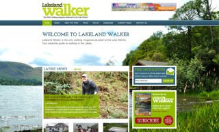 Lakeland Walker Magazine Website